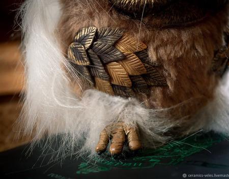 Ловушка мудрый жрец племени Майя ручной работы на заказ
