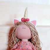 Куколка Единорожка