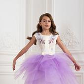 """Платье """"Лаванда"""" суперпышное"""