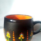 Кружка из керамики