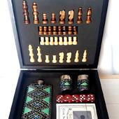 Набор игр в шкатулке