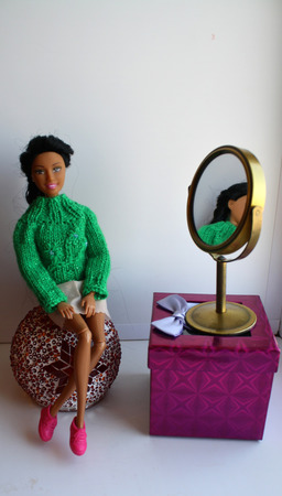 Одежда для куклы ручной работы на заказ