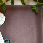 Отрезы малиново-коричневой костюмной ткани (№28)