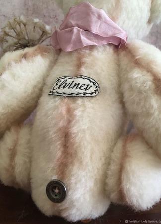 Мишки Тедди: Одуванчик ручной работы на заказ