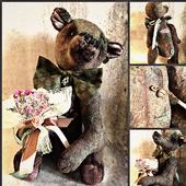 Мишки Тедди: Милый друг