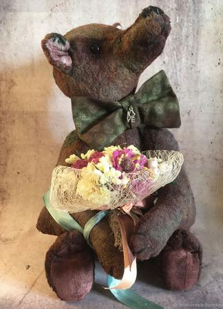 Мишки Тедди: Милый друг ручной работы на заказ