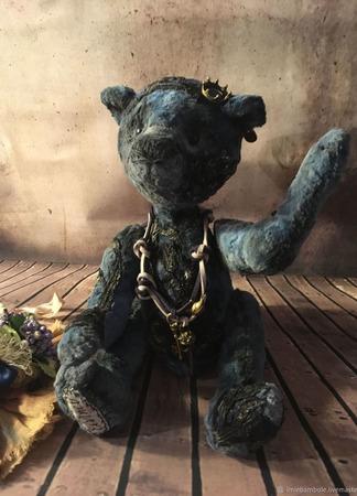 Мишки Тедди: Милашка Сью ручной работы на заказ