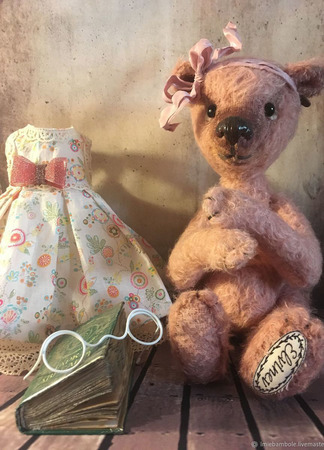 Мишки Тедди: Ириска ручной работы на заказ