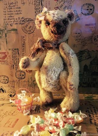 Мишки Тедди: Карамелька ручной работы на заказ