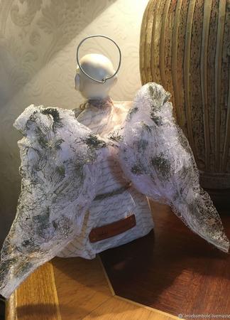 Ангел-хранитель Митя ручной работы на заказ