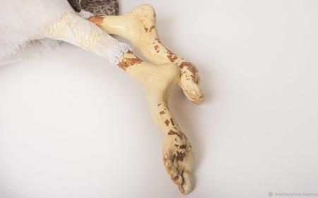 Авторская кукла Ангел Сладкие сновидения ручной работы на заказ