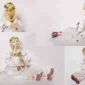 Авторская коллекционная кукла Ожидание чуда