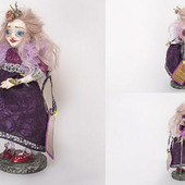 Авторская кукла Монстра Алиска