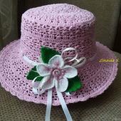 Детская шляпа