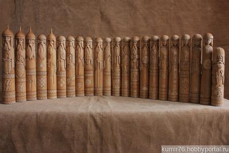 Кумиры славянских богов ручной работы на заказ
