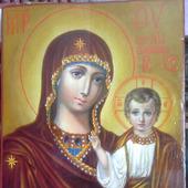Образ пресвятыя Богородицы Казанская