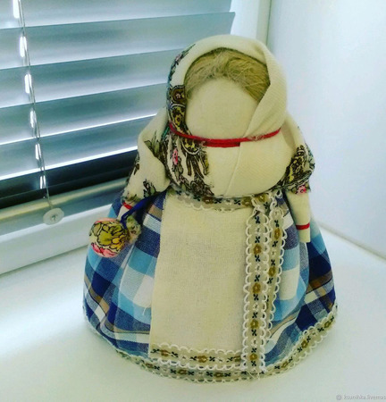 Кукла-оберег ручной работы на заказ