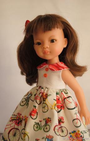 Платье для Паола Рейна ручной работы на заказ