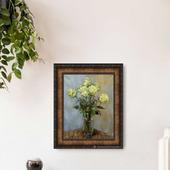 """Картина с цветами """"Розы Шампань"""""""