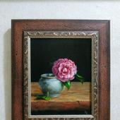 """Картина """"Розовая камелия"""""""