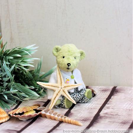 Медведь  Лука ручной работы на заказ