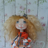 Кукла Лисёна