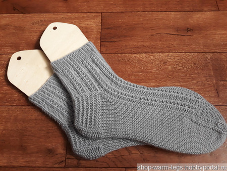 Носки унисекс ручной работы на заказ