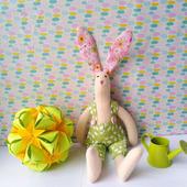 Весенний зайчонок