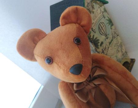 Медведь Мишутка ручной работы на заказ