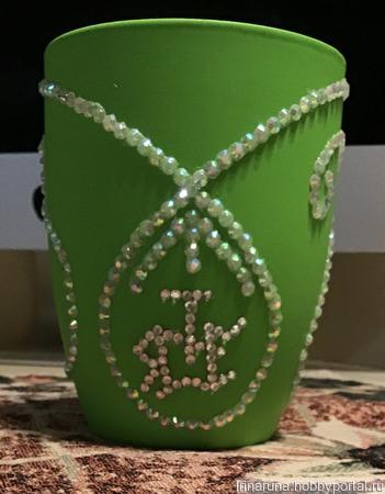 Именная кружка с именной защитой ручной работы на заказ