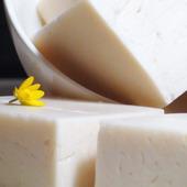 Натуральное мыло-парфюм «Белый Мускус»