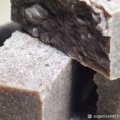 Соляное мыло-органик «Лаванда»