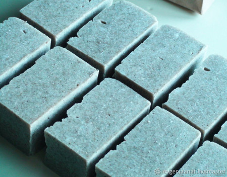 Соляное фито-мыло «Луговое» ручной работы на заказ