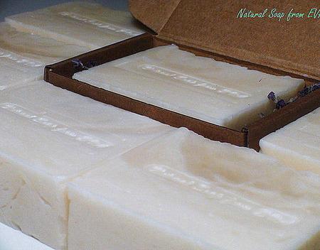 Взбитое мыло ручной работы «Жемчужное» ручной работы на заказ