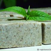 Соляное мыло-органик «Мята и Камфора»