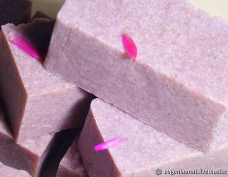 Соляное мыло-парфюм «БАЛИ» ручной работы на заказ