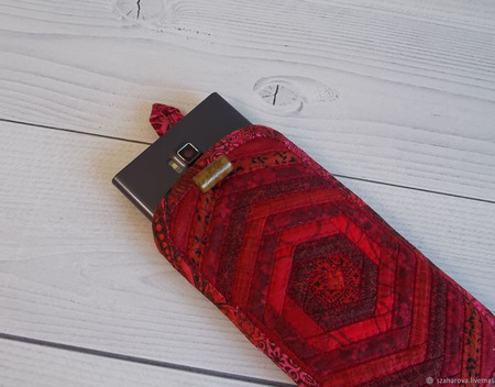 Чехол для телефона ручной работы на заказ