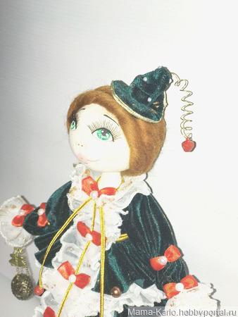 Кукла Леночка Ёлкина ручной работы на заказ