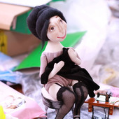 "Кукла ""Мечты мадам Бурже..."""