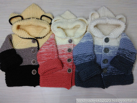 Кардиган-кофта-пальто ручной работы на заказ