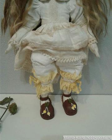 Кукла Алёнушка ручной работы на заказ