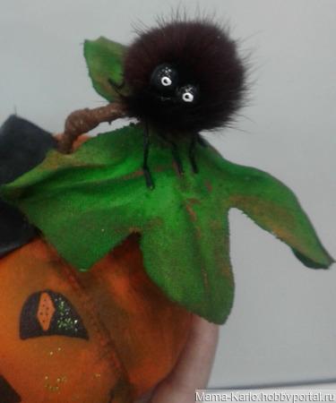 Тыковка моя) Хэллоуин)) ручной работы на заказ