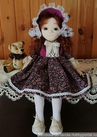 Кукла Софья ручной работы на заказ