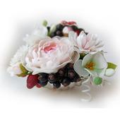 Цветы из полимерной глины (холодного фарфора)
