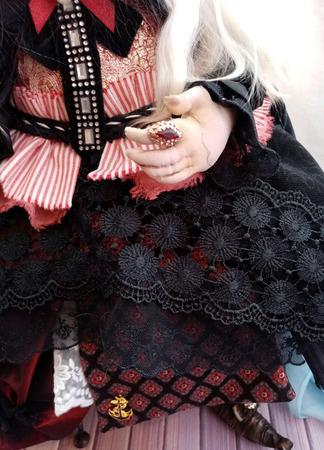 Бабушка Пирата ручной работы на заказ