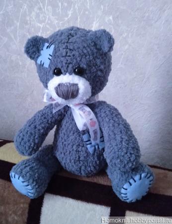 Мишка Тедди ручной работы на заказ