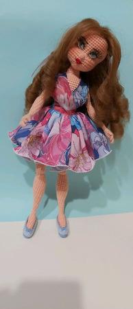 Кукла амигуруми крючком ручной работы на заказ