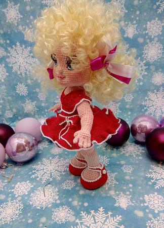 Кукла Мерлин ручной работы на заказ