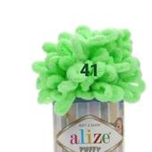 Плюшевая пряжа Alize puffy