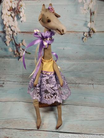 Жирафик Оливия ручной работы на заказ